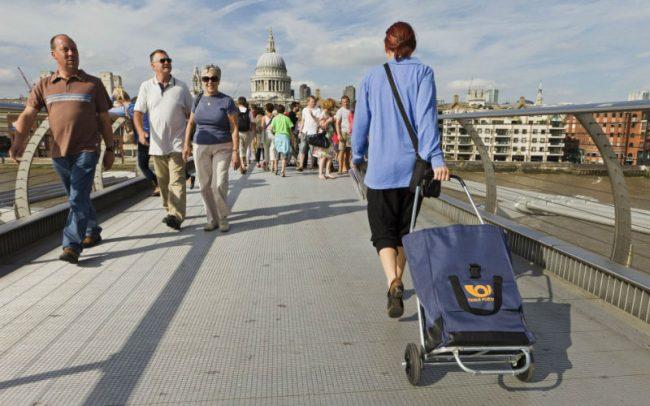 Z projketu Bedřichovice v Londýně2c 20112c Foto Michal Hladík