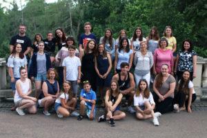 Na konci června se týmy opět potkaly v Praze, aby se podělily o své úspěchy.